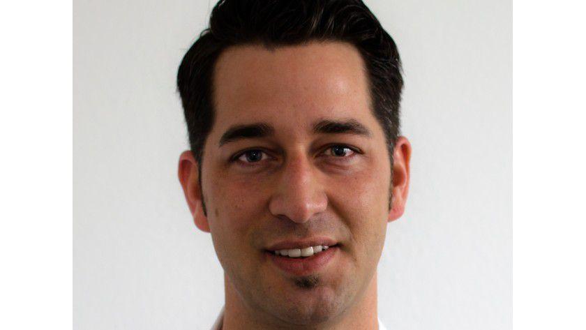"""Nach Masse kommt Klasse."" Sebastian in het Panhuis, Country Product Manager LCD & Projector bei Asus."