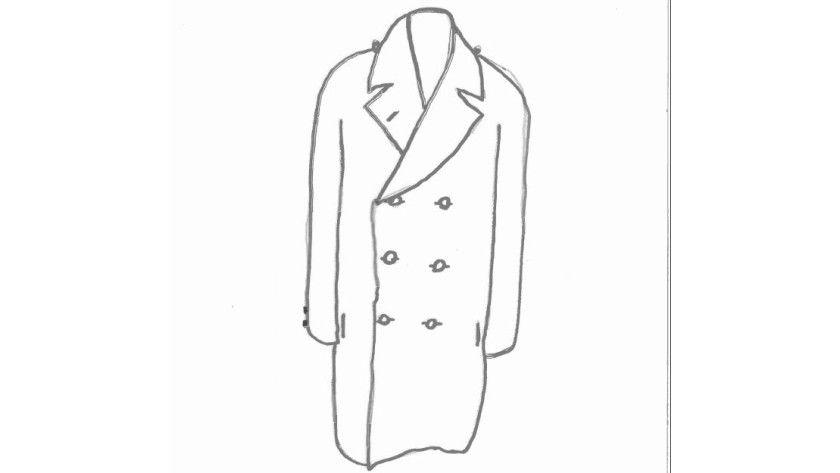 Der British Warm wurde von britischen Offizieren Anfang des 20. Jahrhunderts getragen.