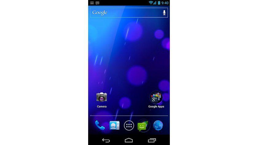 Ein Problem der Android-Systeme ist der schnelle Release-Wechsel, verbunden mit der gleichzeitig schleppenden Update-Politik der Hersteller: Hier ein Blick auf das Release 4.0 (Ice Cream Sandwich), das bis jetzt nur auf wenigen Systemen zu finden ist.