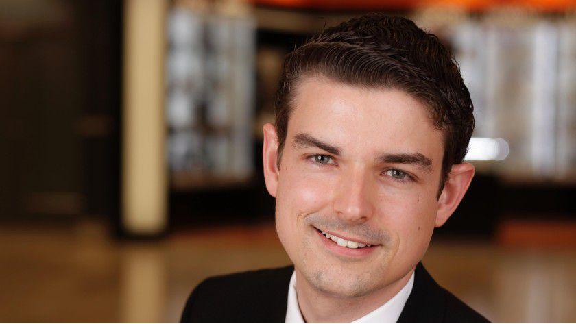 """Björn Goergens, freiberuflicher Management-Berater: """"Ohne MBA würden mir nicht so viele Türen offenstehen."""""""