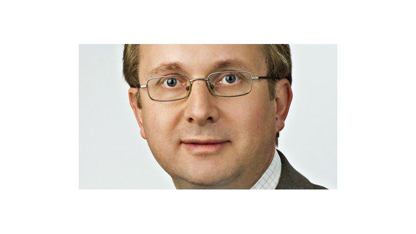 Matthias Zacher, Senior Consultant beim Marktforschungsinstitut IDC.