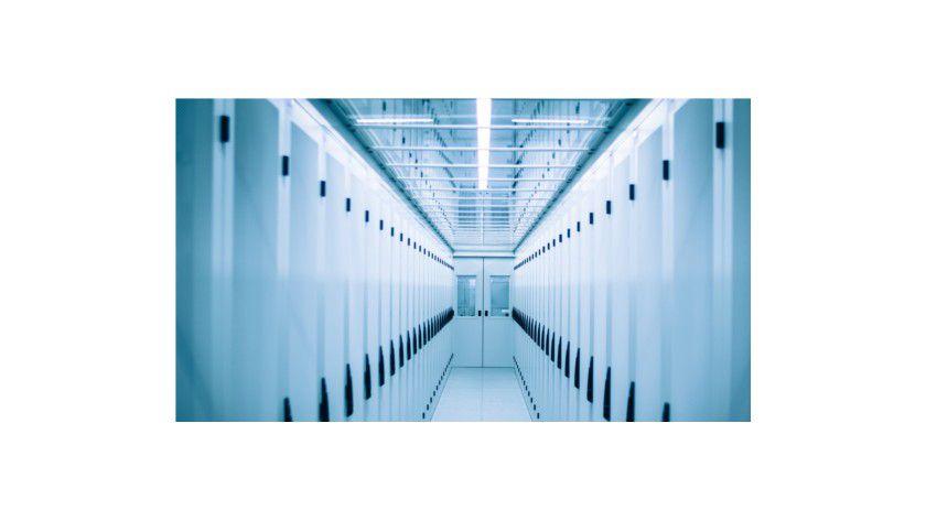 Einheitlich: Das Unternehmen Hetzner Online verwendet für seine Rechenzentren ein standardisiertes Design mit Luftkühlung, um Aufwand und Kosten zu sparen.