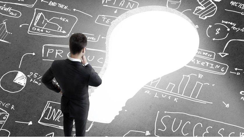 Noch immer arbeiten viele Führungskräfte reaktiv statt proaktiv. Deshhalb fehlen Firmen oft gute Ideen.