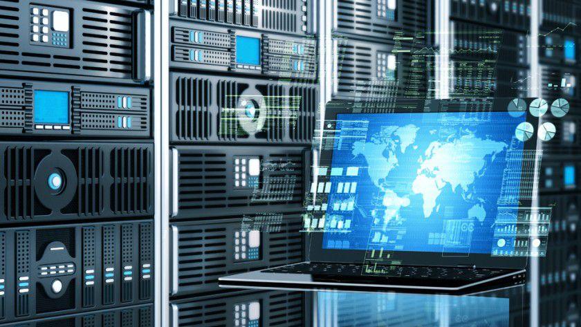 Führend: Linux ist als Server-Betriebssystem die erste Wahl. Für einen eigenen Webserver müssen Sie nur einige zusätzliche Software-Pakete installieren und den Server ins Internet bringen.