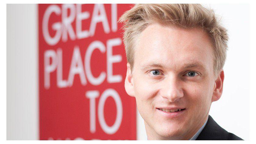 """Sebastian Diefenbach, Great Place to Work Institute: """"Sehr guten Arbeitgebern gelingt es, Führungsnähe und ein großes Zusammengehörigkeitsgefühl herzustellen."""""""