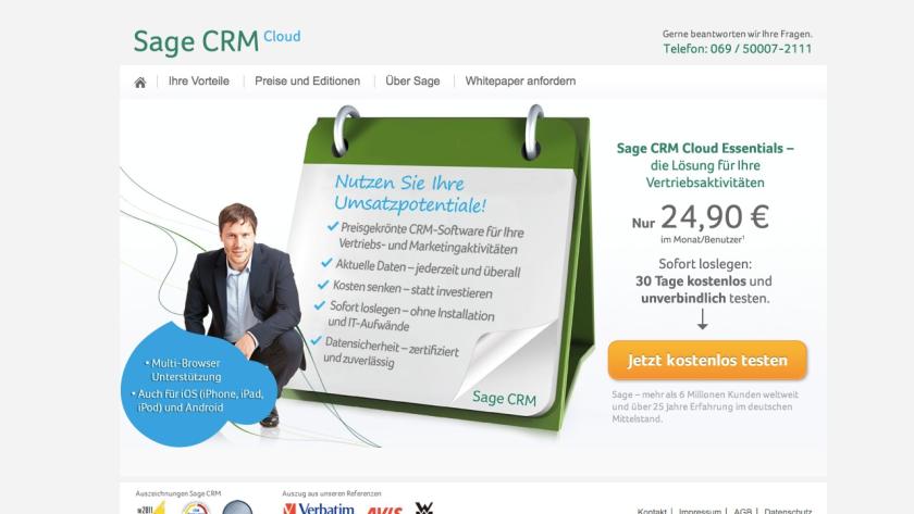 Marktubersicht Kundenmanagement Aus Der Cloud Das Richtige Crm System Fur Den Mittelstand Tecchannel Workshop