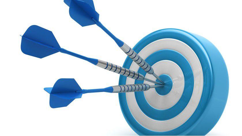 Führungskräfte haben die Aufgabe, die Firmenziele für die Mitarbeiter auf den Punkt zu bringen.