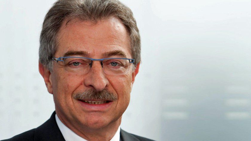 Prof. Dieter Kempf ist Vorsitzender des Vorstands der Nürnberger Datev eG sowie Präsident des IT-Branchenverbands Bitkom.