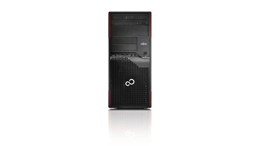 Esprimo P900: Der Business-PC von Fujitsu setzt Sandy-Bridge-Prozessoren von Intel ein und arbeitet mit maximal 32 GByte Hauptspeicher.