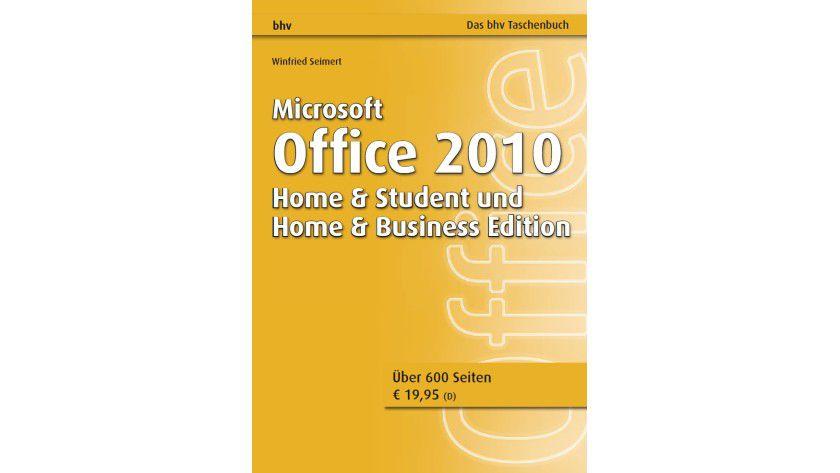 Premium-eBook: Über 600 Seiten Praxiswissen zu Microsoft Office 2010.