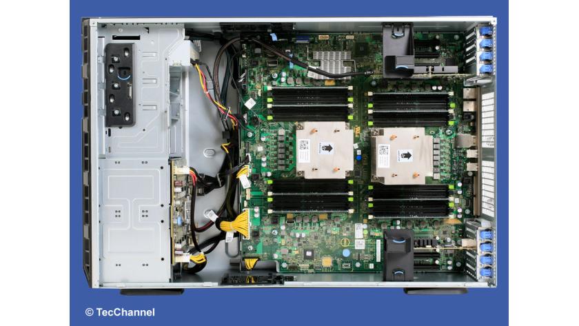Leistungsstarker Server mit aktuellen Xeon-CPUs: Test: Tower