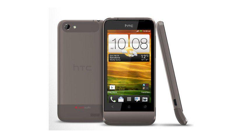 HTC One V: Das neue Einsteiger-Smartphone von HTC.