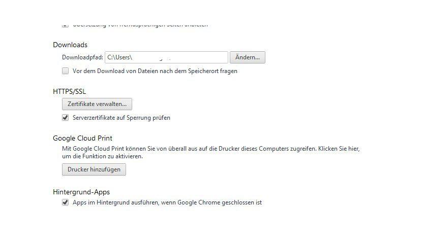 Tipp Für Google Chrome Https Zertifikate Im Browser Immer