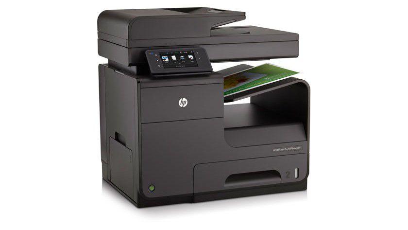 HP OfficeJet Pro X: Mit den neuen Multifunktionsgeräten richtet HP sich an kleine und mittlere Unternehmen.