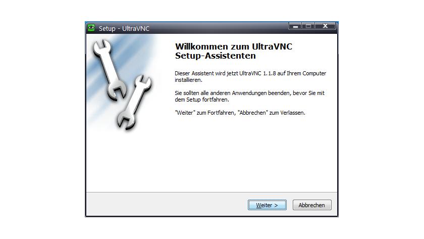 Remote Control: UltraVNC - Windows-Rechner zentral fernsteuern