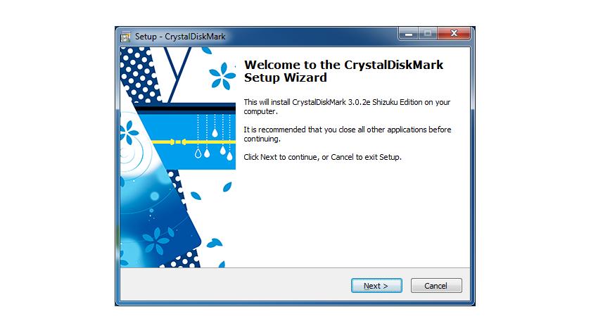 HDD-Testprogramm: CrystalDiskMark - Festplatten-Benchmark