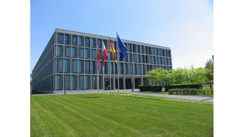 Das Bundesarbeitsgericht (BAG) in Erfurt.