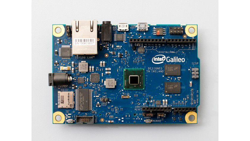 Intel Galileo: Der Open-Source-Computer bietet vielfältige Entwicklungsmöglichkeiten.