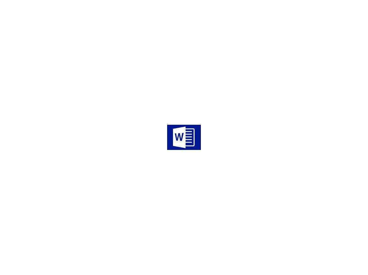 Tipp Für Microsofts Textverarbeitung Word Neue Dokumentvorlage