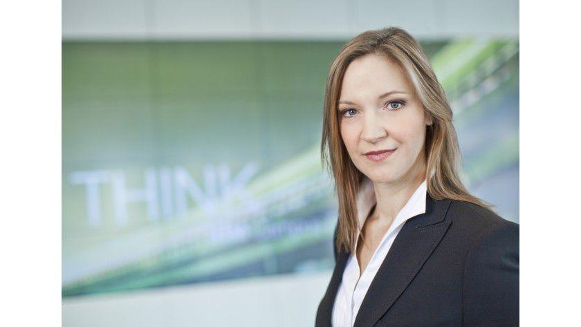 """IBM-Managerin Martina Fiddrich: """"Der Mittelstand will sich stärker für Kunden und Partner öffnen."""""""