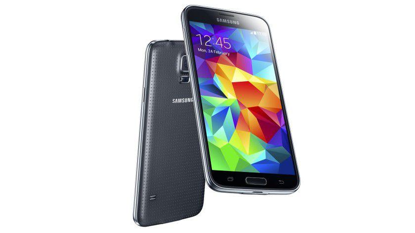 Konstante: Samsung zeigt sich vor allem bei der Optik wenig einfallsreich.
