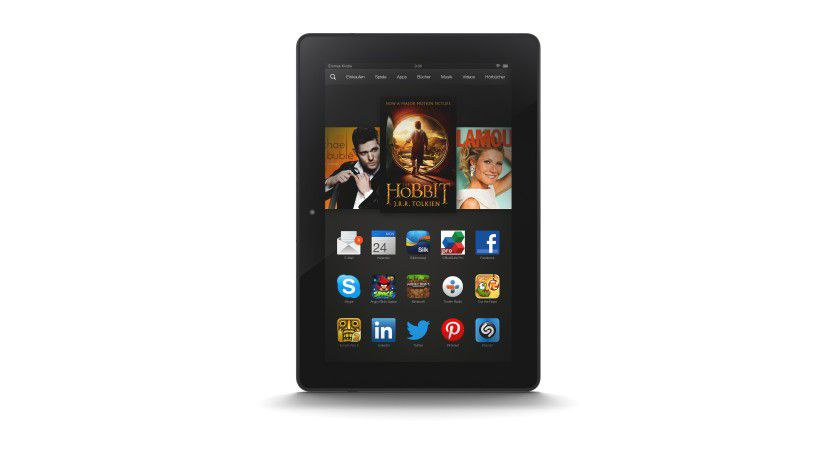 Weniger Apps, aber sonst fast so gut wie das iPad Mini Retina: Amazon Kindle Fire HDX 8.9