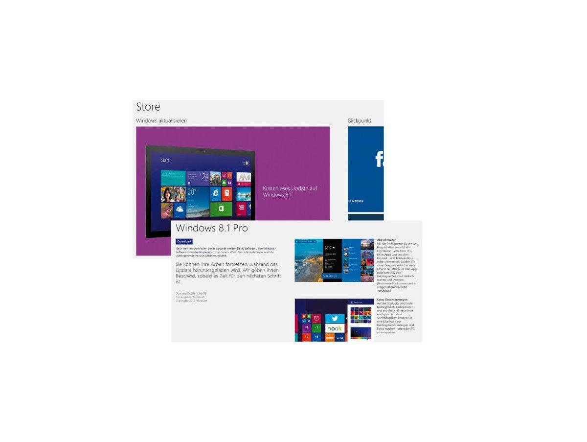 wie kann ich apps bei windows 8 herunterladen