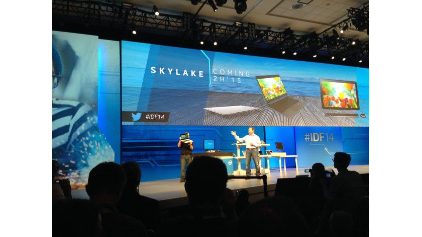 Vor einem Jahr kündigte Intel bereits seine neue Skylake-Architektur an und zeigte erste lauffähige Systeme.