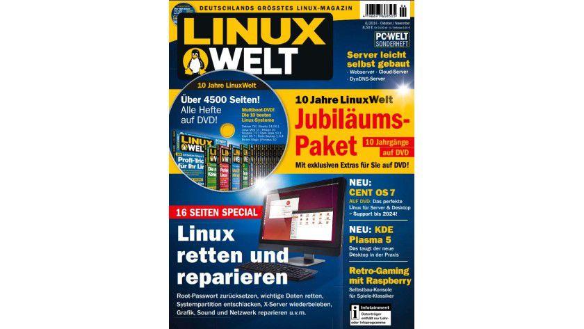 Linux Welt 06/2014
