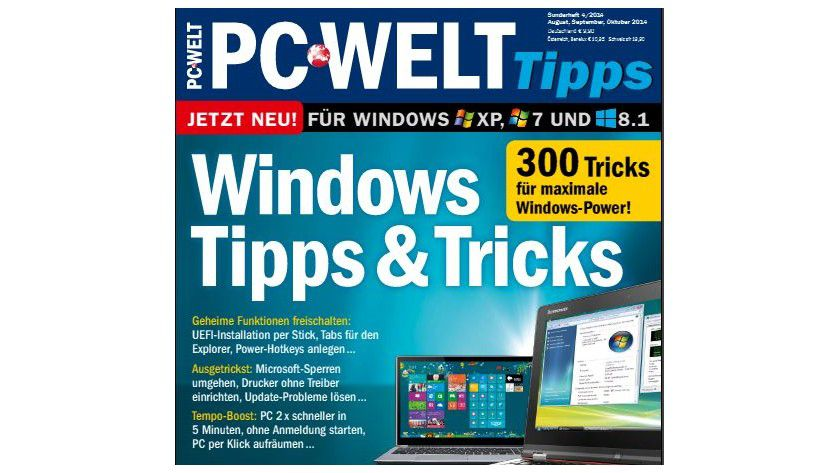 300 Windows-Tricks als eBook