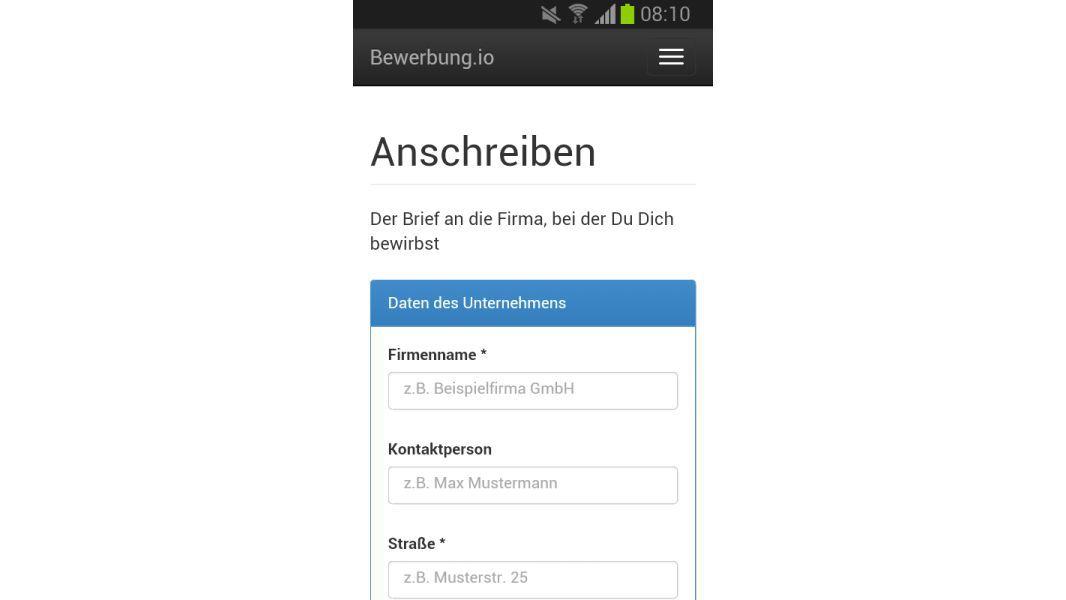 Die Besten Android Apps Für Die Jobsuche Bewerbung Und Lebenslauf