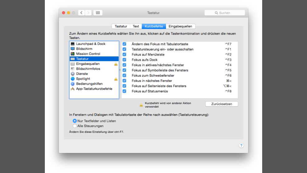 Tipp Fur Macbook Und Imac Mac Os X Tastenkombination Fur Fenster