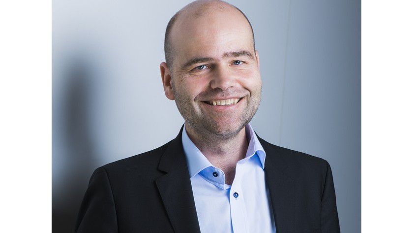 Individuelle Cloud-Lösungen für Steuerberater und Mandanten verspricht Ralf Gärtner von Wolters Kluwer.
