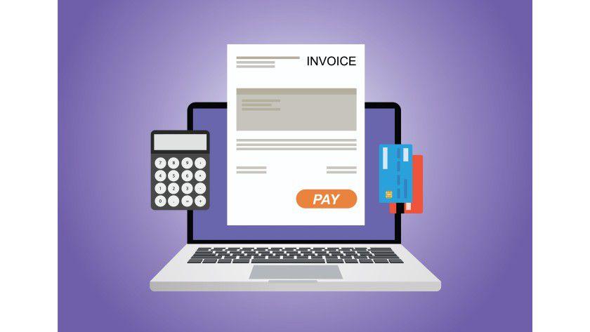 Die elektronische Rechnung optimiert nicht nur die Geschäftsprozesse in der Buchhaltung, sondern kann auch Kosten einsparen.