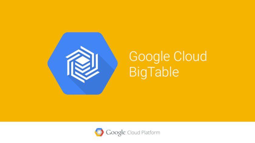 Google Cloud BigTable.