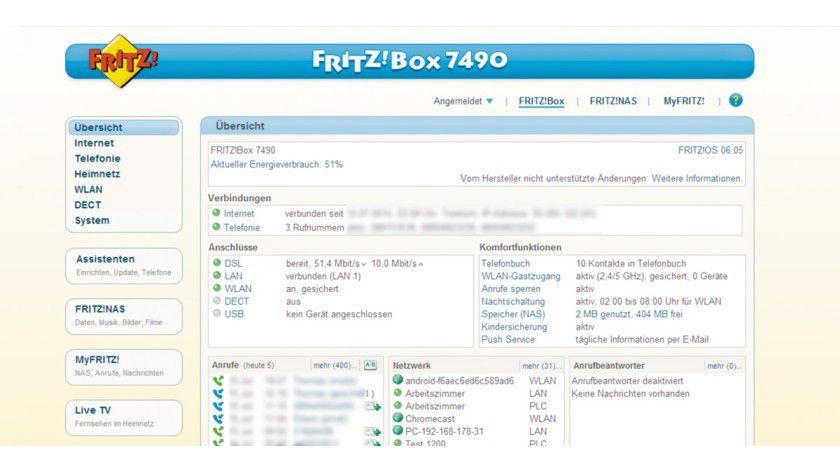 Aber ich hab doch gar nichts gemacht: Die Fritzbox bestraft selbst harmlose Eingriffe wie das Aktivieren von Telnet mit einer ominösen Fehlermeldung.