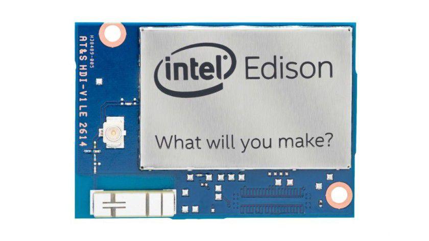 Der Intel Edison.
