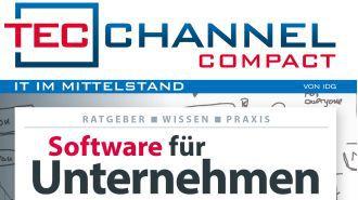 Cloud, Office, Collaboration und ERP: Software für Unternehmen - das neue TecChannel Compact ist da!