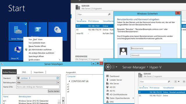 Windows Server 2012 R2: 10 Dinge, die Sie nach der Installation von ...