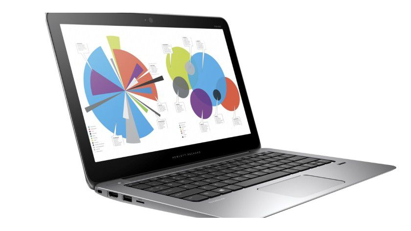Notebook für unterwegs: HP Elitebook Folio 1020