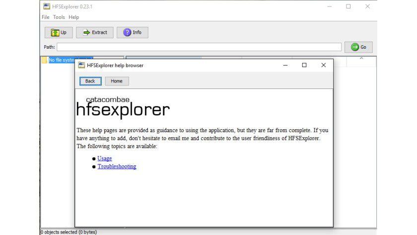 Mit HFSExplorer greifen Anwender auf Windows- und Linux-Systemen auf Max OS X-Dateiformate und Image-Dateien zu.