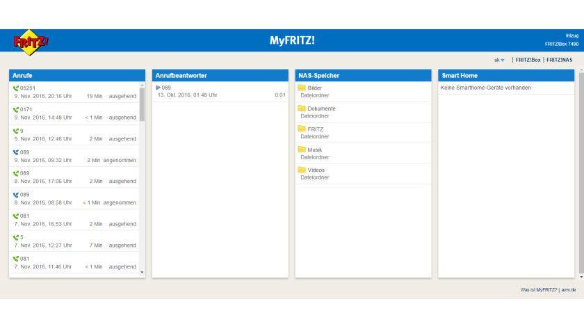 Details: Über den MyFritz!-Service von AVM kann der Anwender weltweit auf seine Fritz!Box und die entsprechenden NAS- und Telefon-Funktionen zugreifen.