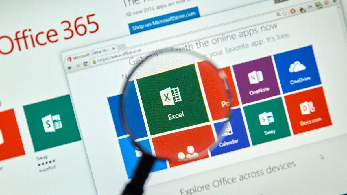 Microsoft Office: Vorlagen in Microsoft Excel 2016 und 2013 ...