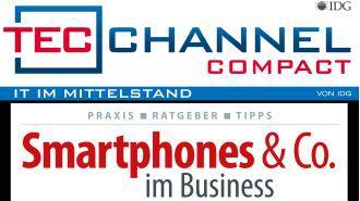 Android und iOS im Business: Smartphones und Co. - das neue TecChannel Compact ist da!