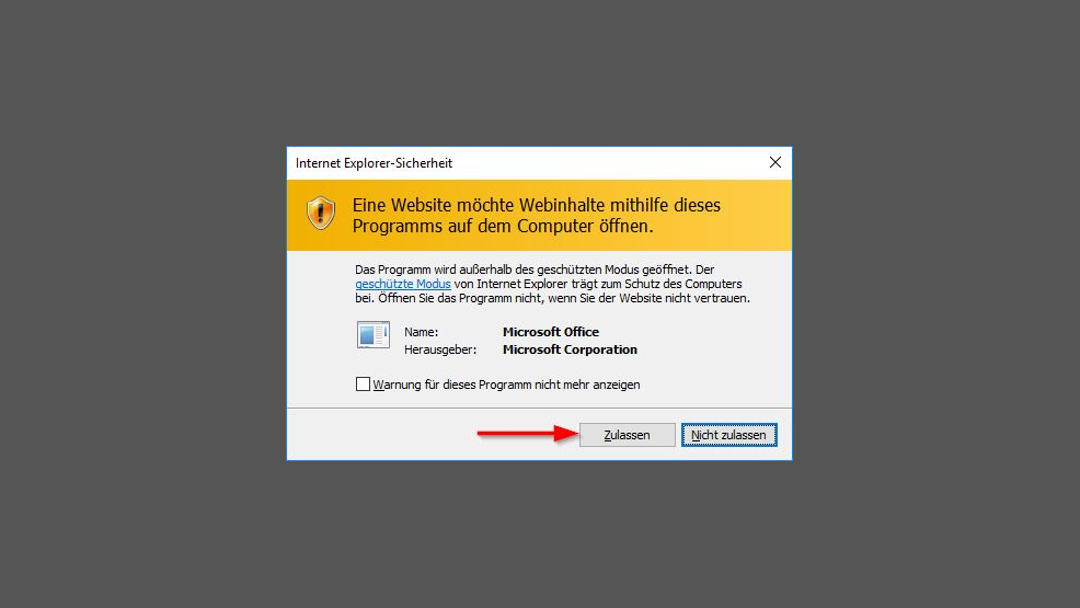 Windows Edge Browser: Edge-Webinhalte an OneNote 2016 senden