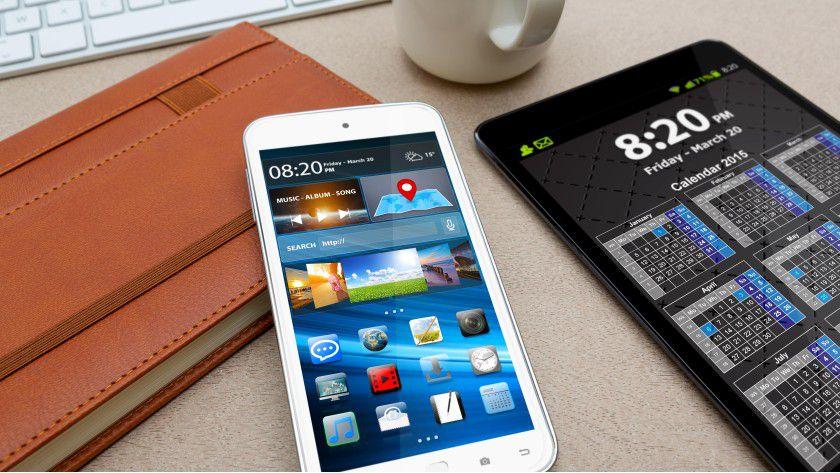 Alles über aktuelle Smartphone- und Tablet-Betriebssysteme sowie Software-Empfehlungen und Praxistipps.