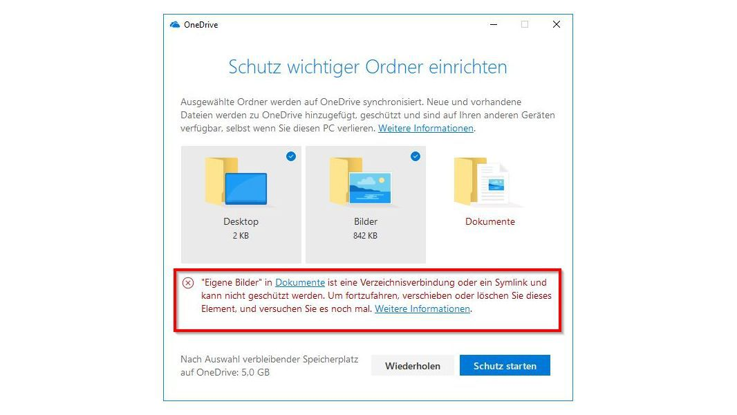 Windows 10 - OneDrive