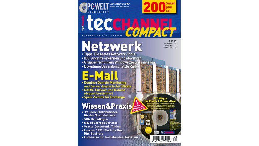 200 Seiten werbefrei: Das neue Compact ist prall gefüllt mit Wissen und Praxis rund um das Thema Netzwerk.