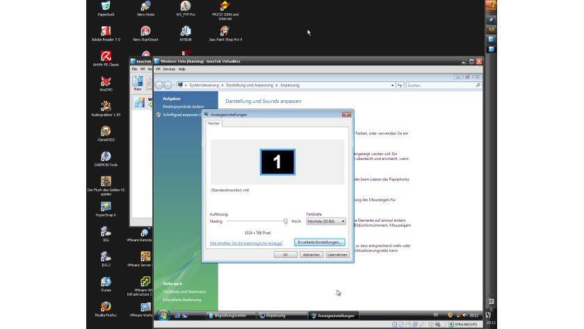 Vielseitige Open-Source-Virtualisierung: VirtualBox ist eine ernst zu nehmende Alternative zu VMware, Microsoft und Parallels Desktop.
