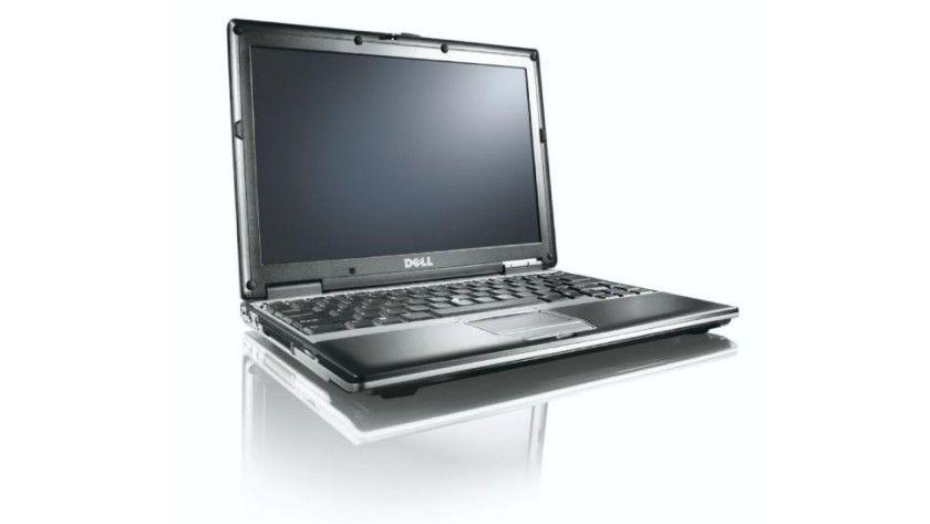 Dell Latitude D430: Das 12,1-Zoll-Display arbeitet mit WXGA-Auflösung. (Quelle: Dell)